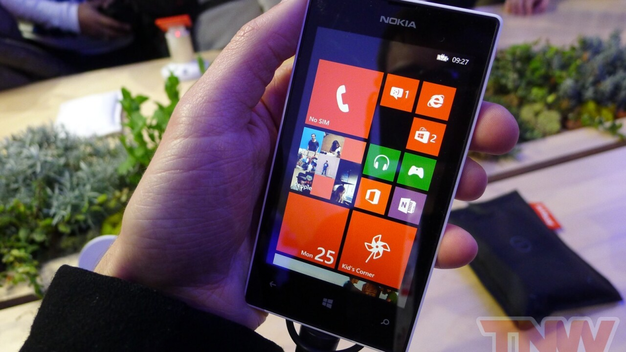 Hands-on with the Lumia 520, Nokia's most affordable Windows Phone 8 handset