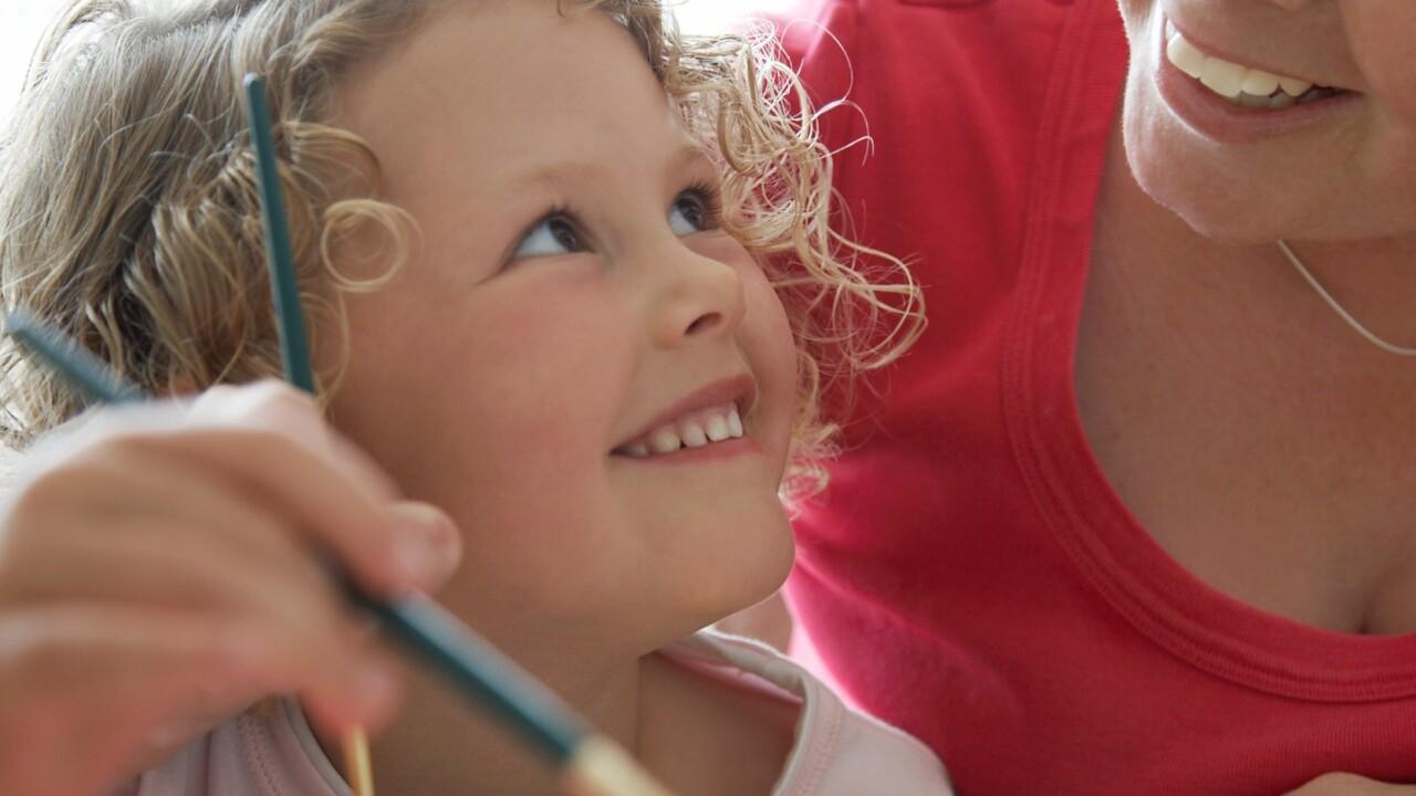 Drawp: A kid-friendly social drawing app for iPad