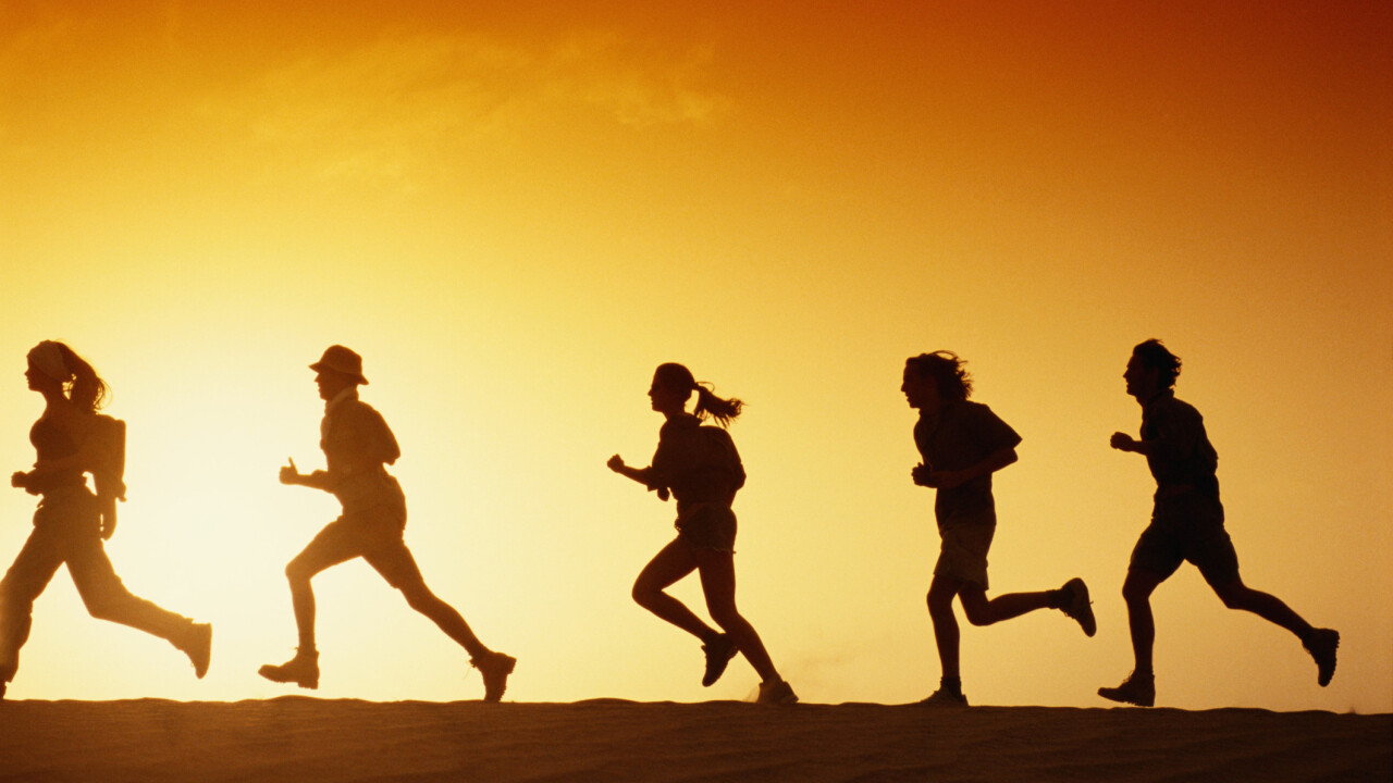 RunKeeper for Android gets redesign and new features, including workout reminders and real-time pace data