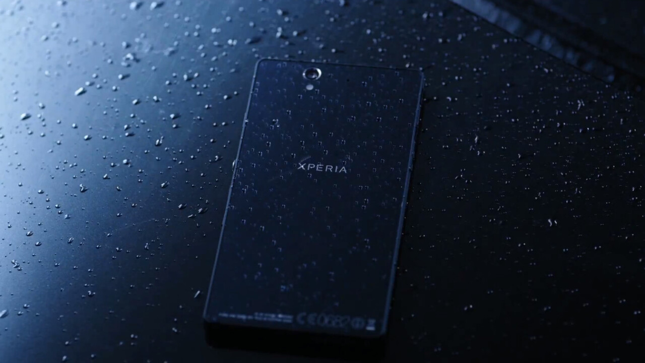 Sony's Xperia Z preorders begin on Three and O2, ahead of February 28 UK release