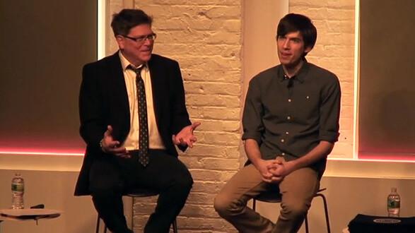 Tumblr CEO David Karp talks growing up loving ads, brands that 'get it'