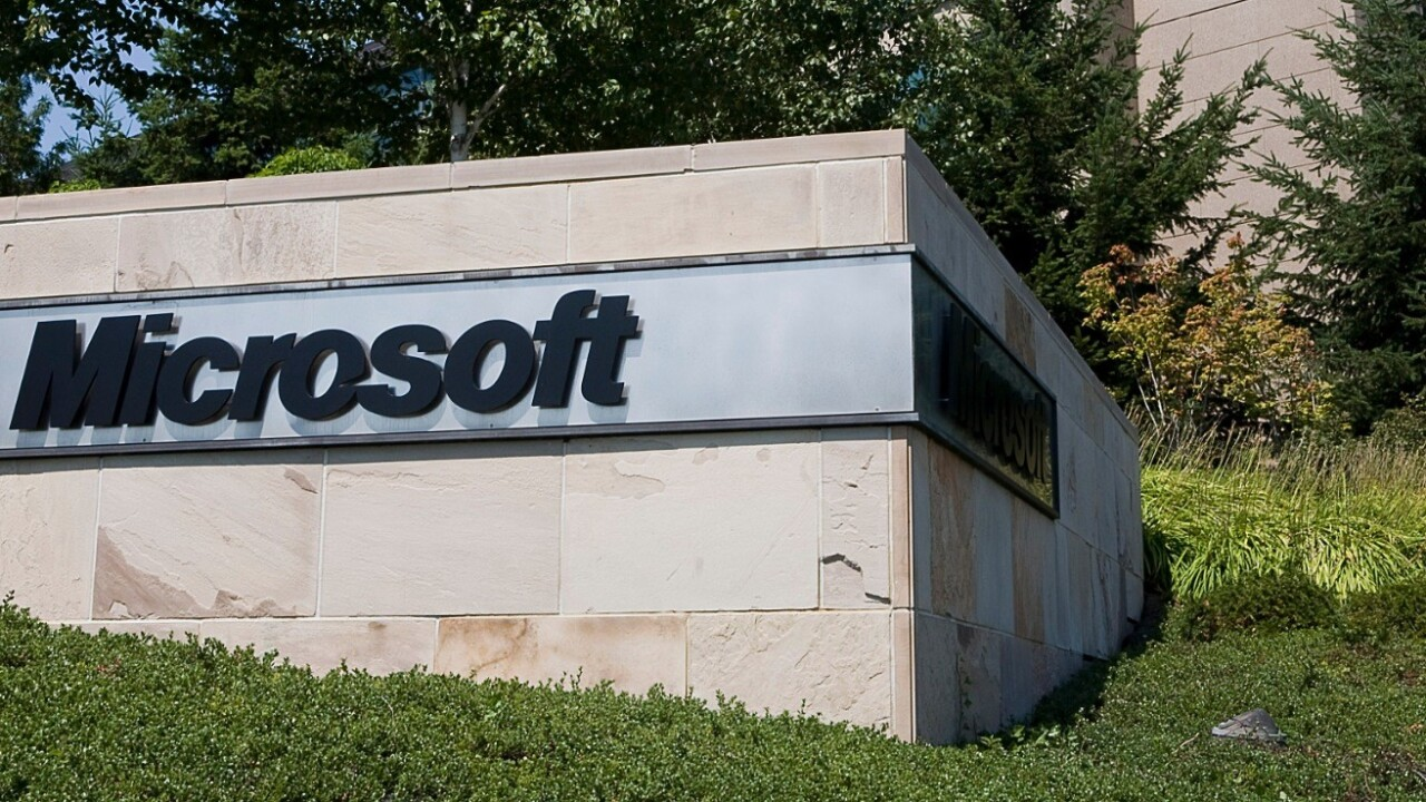 Microsoft suffers from same hacking attack as Apple, Facebook, small number of computers infected