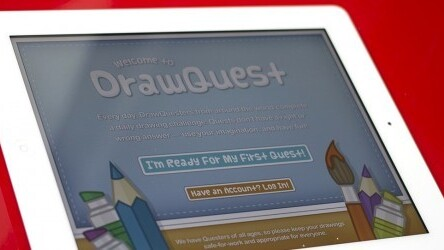 4chan creator's new iPad app, DrawQuest, passes half a million downloads in 2 weeks, over 1M drawings
