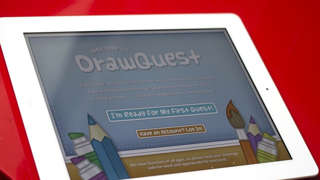 4chan founder's iPad app, DrawQuest, gets a major update with explore features and Web profiles