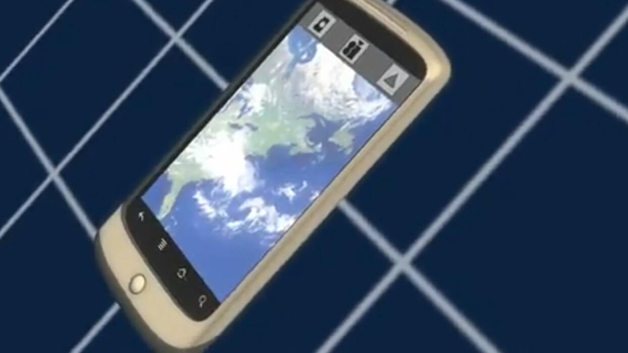UK university pushes the smartphone space race sending a Google Nexus One into orbit