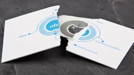 Moo launches Android app to let users customize their data in its upcoming NFC business cards
