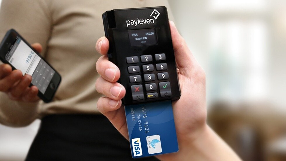 Now fully endorsed by Visa Europe, Payleven introduces fully-certified Chip & PIN payment solution