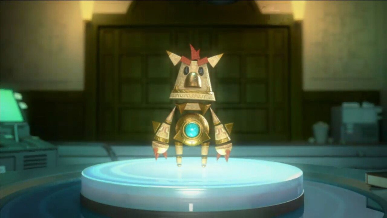 Sony reveals the first PlayStation 4 title, a cute science fantasy action game called Knack