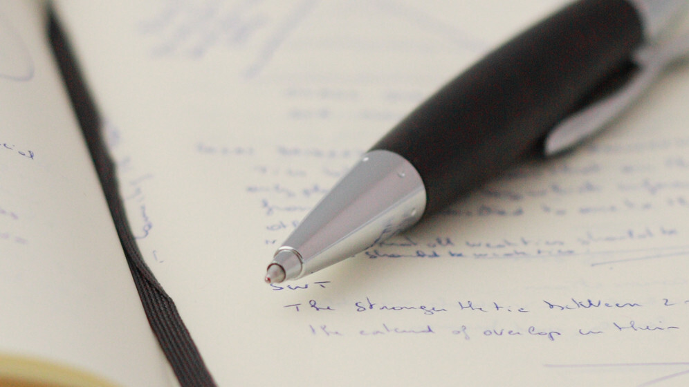 Write for Dropbox is a near perfect way to jot down notes on your iPhone