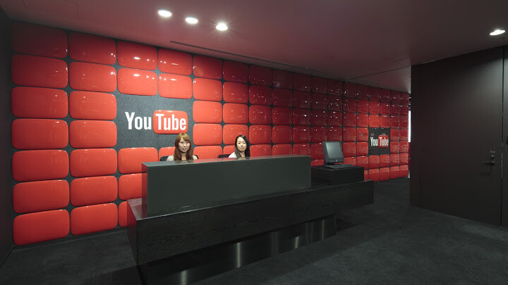 Google's YouTube Space production studio arrives in Asia with new Tokyo location