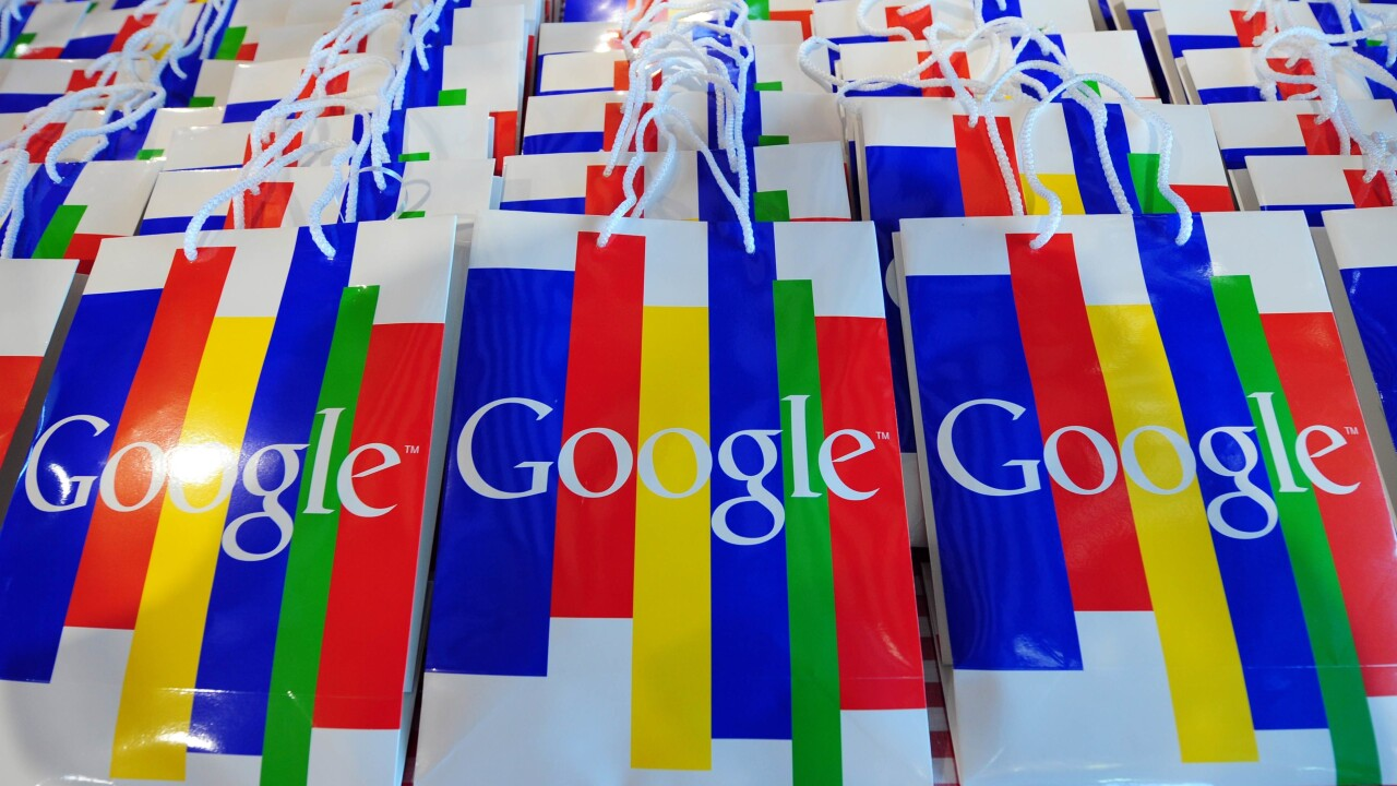 Google starts trialling Google Shopping Express, its same-day local delivery service in San Francisco