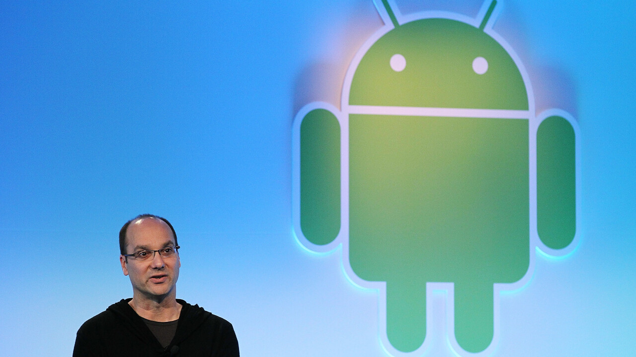 Android founder and leader Andy Rubin steps down as the platform passes 750m device sales