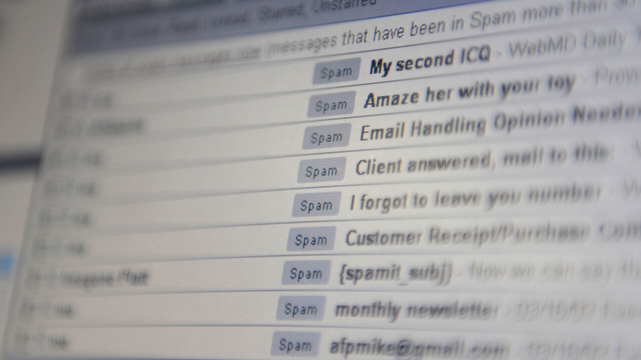 No means no: The quest to curb marketing spam when you've already opted out
