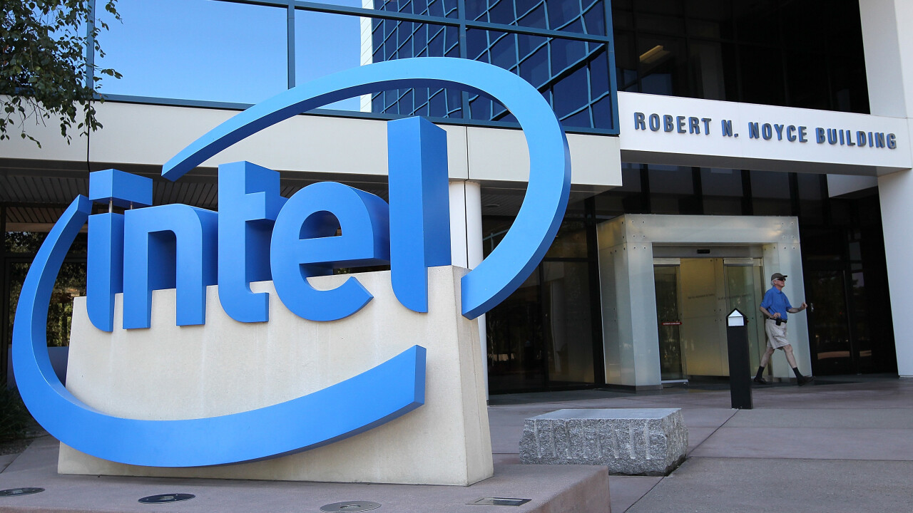 Intel unveils series of wearable devices, including a smartwatch and fitness-tracking earbuds