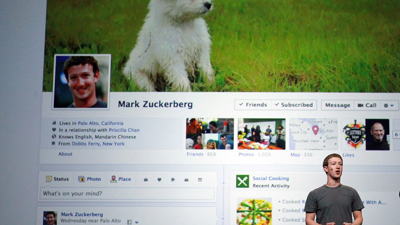 Facebook begins rolling out new one-column Timeline with increased emphasis on interests