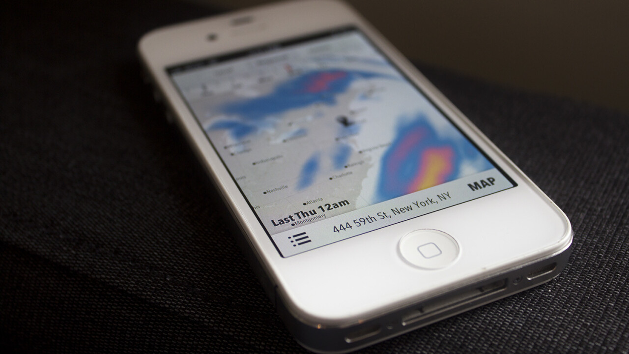 Forecast is a new, gorgeous weather service and API from the team that made Dark Sky