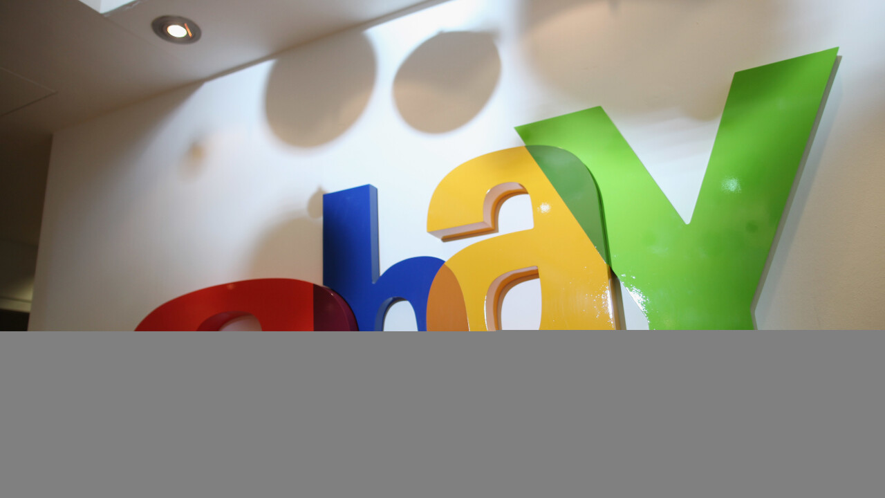 Despite rising niche competition, eBay predicts it will power $300B in commerce by 2015