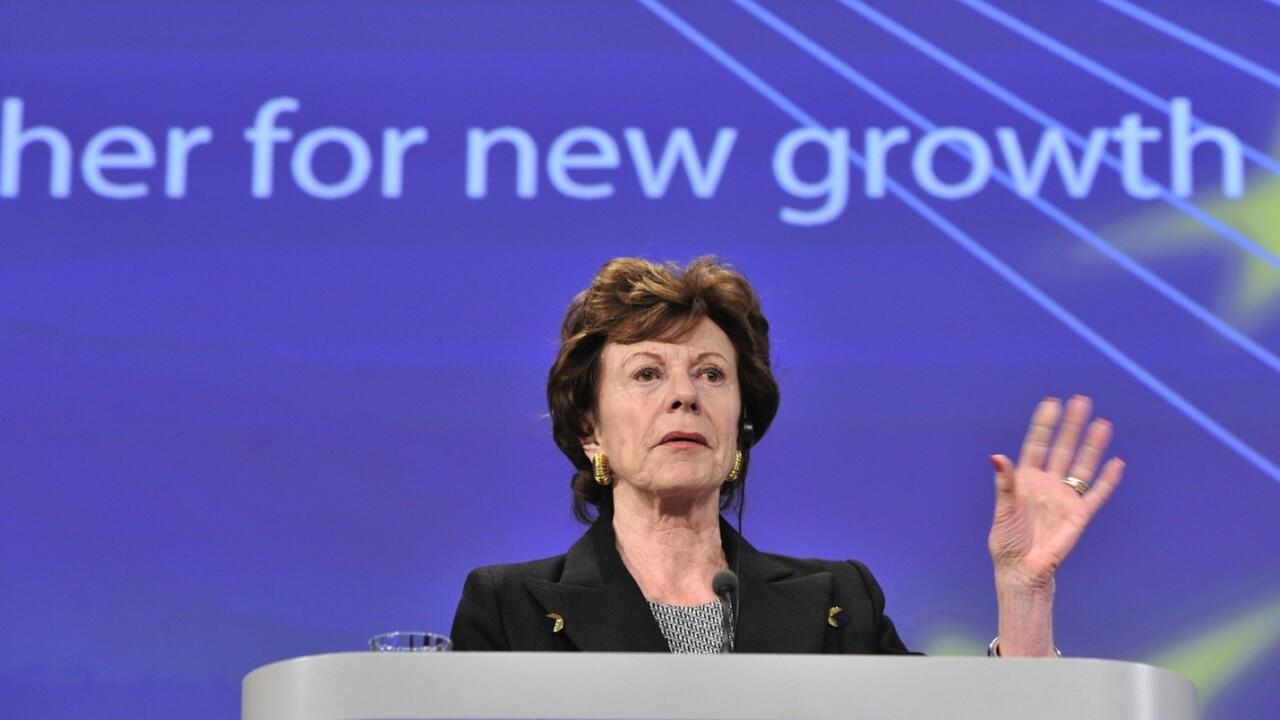 EU Commission starts big-name 'Leaders Club' to advise on European Web entrepreneurship