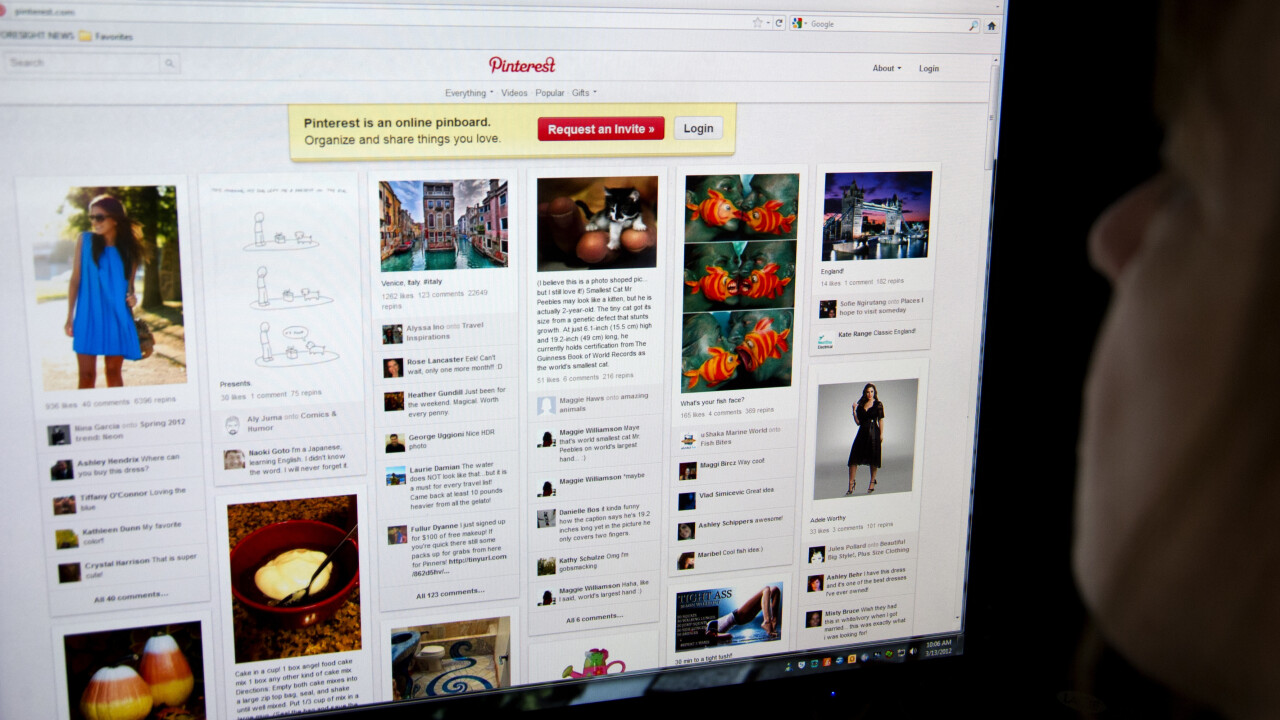 140 Proof adds Pinterest sharing to its social advertising service