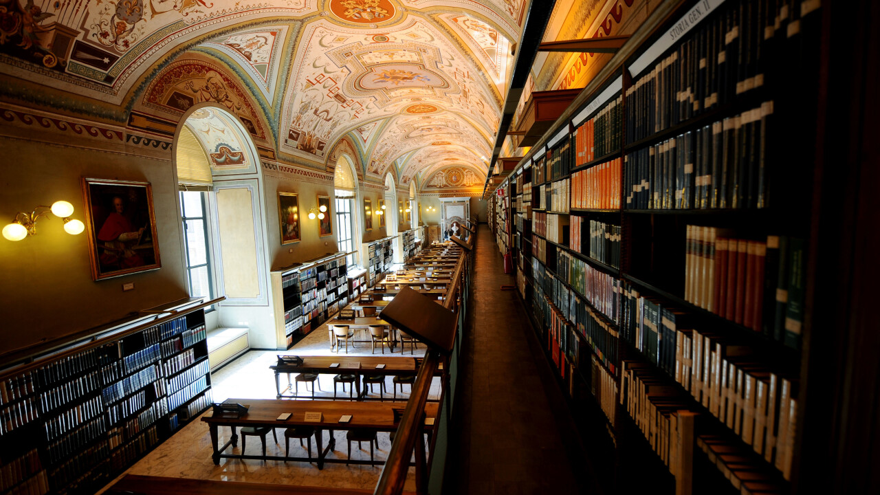 Vatican Library rings in 2.8 petabytes of storage to digitize its archive of 80,000+ manuscripts