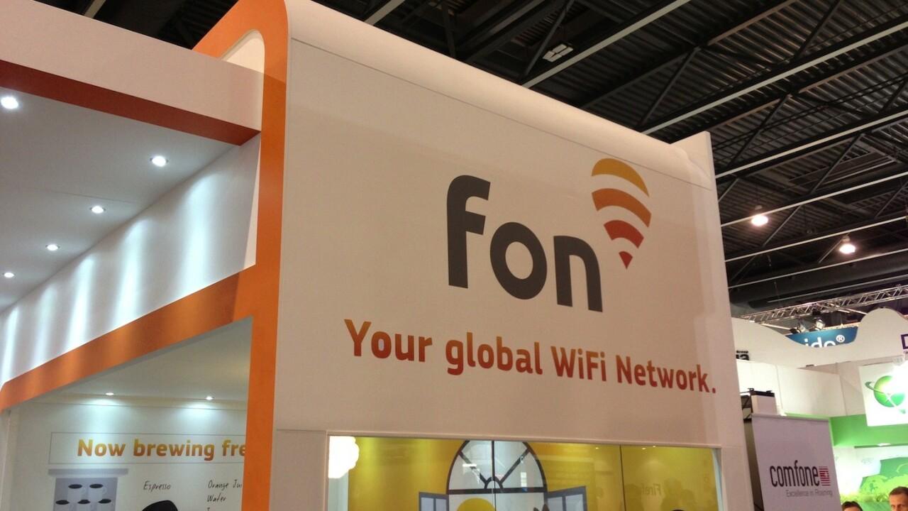 Fon partners with Deutsche Telekom to 'blanket Germany with WiFi', keeps mum on funding talks