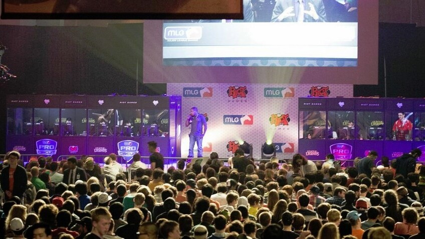 Major League Gaming's epic esports weekend: 2.6 million tuned in to its competitive gaming tournaments