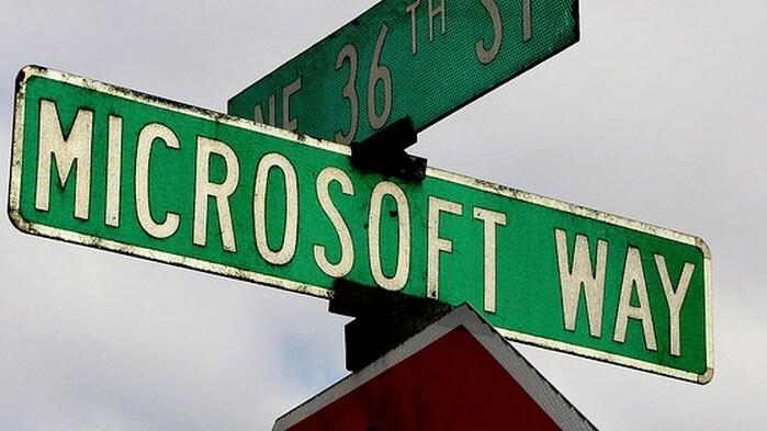 This week at Microsoft: Surface, Hadoop, and bribes