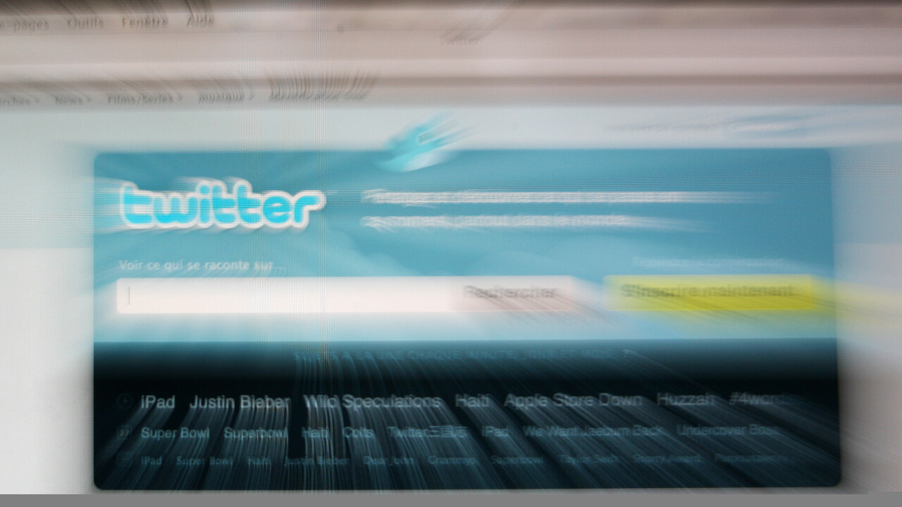 Jack Dorsey and Biz Stone pick up a patent for a little side project called Twitter