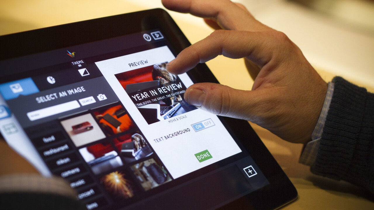 Haiku Deck raises $3m to launch its iPad app for creating beautiful presentations on other platforms