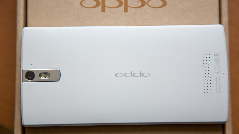 Oppo reveals the R1 smartphone, touts ability for quality night photos but doesn't verify specs
