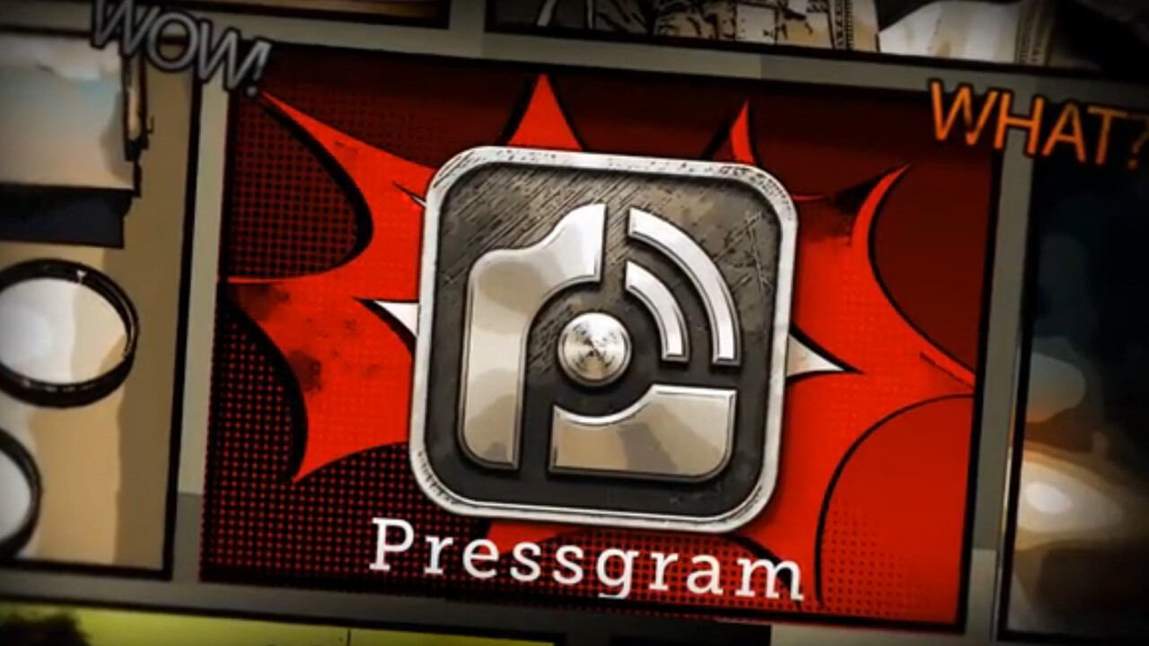 Pressgram: It's like Instagram, but for WordPress, and you own everything