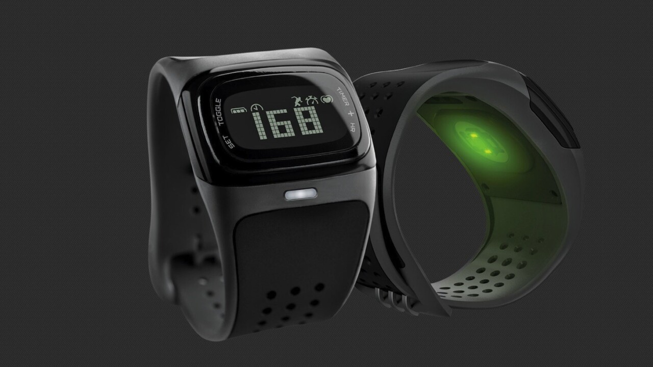 Meet the woman behind the Mio Alpha, a sleek strapless heart rate monitoring watch (video)