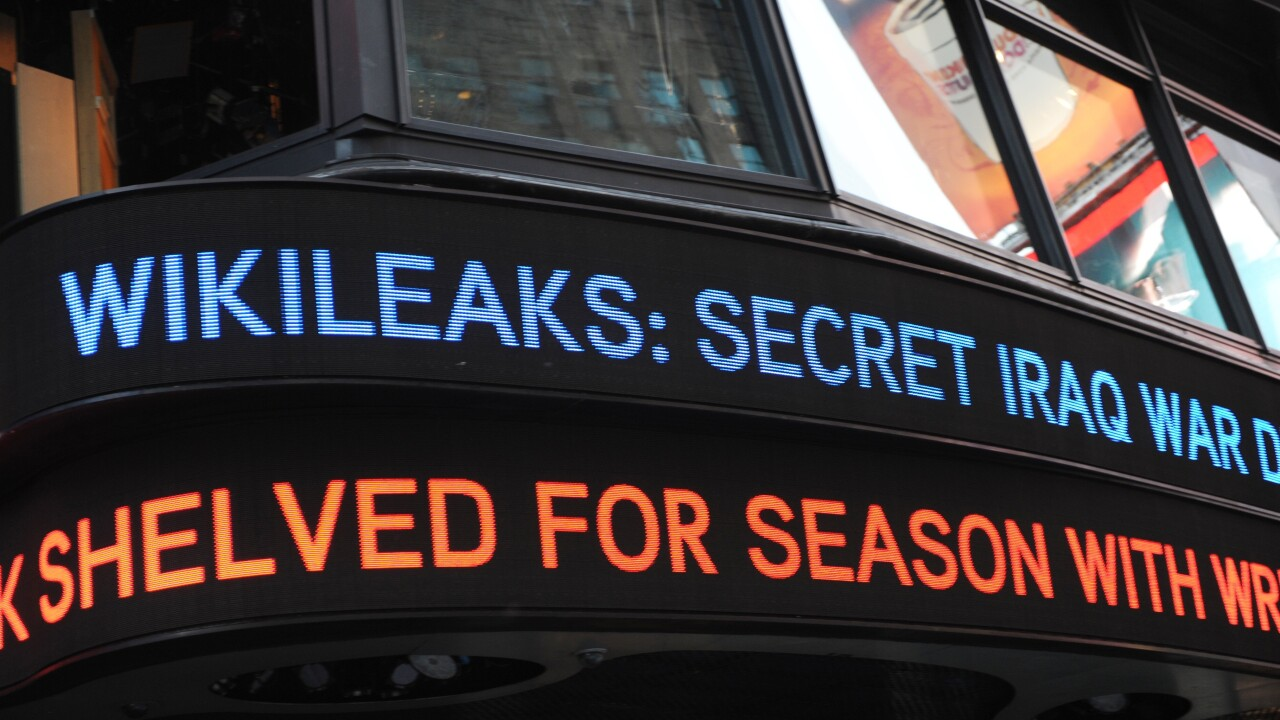 WikiLeaks publishes 1.7m+ United States records as it launches new 'PlusD' searchable repository