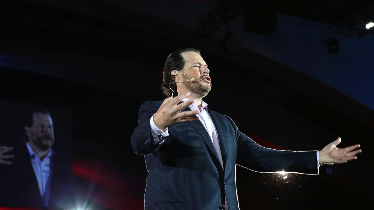 How Brandcast got Salesforce CEO Marc Benioff to single-handedly invest $1.8 million