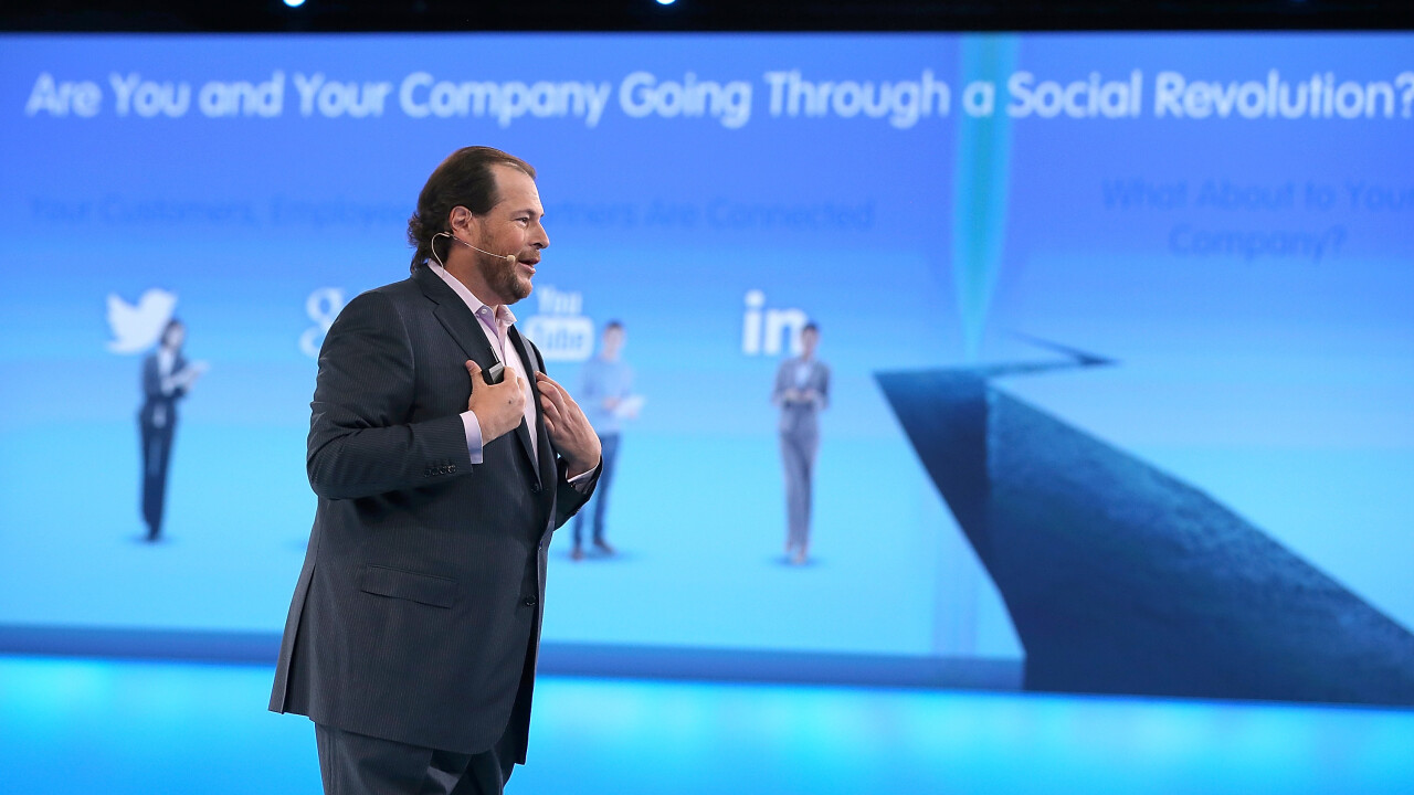 Salesforce adds tagging and topic experts to its Chatter enterprise social network