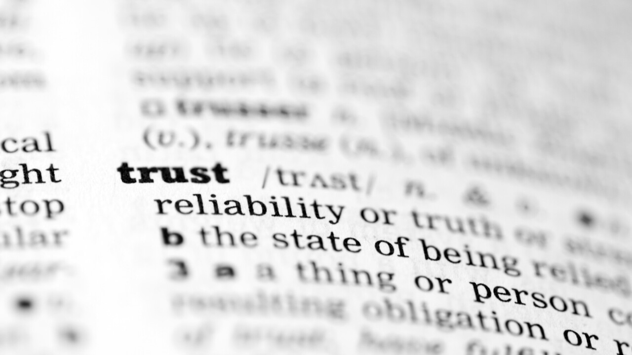For tech to develop in emerging economies, the first obstacle is trust