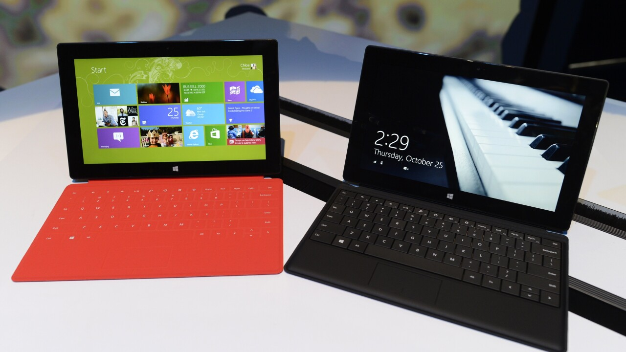 Microsoft to launch the Surface RT in Russia this Thursday, pricing still unconfirmed