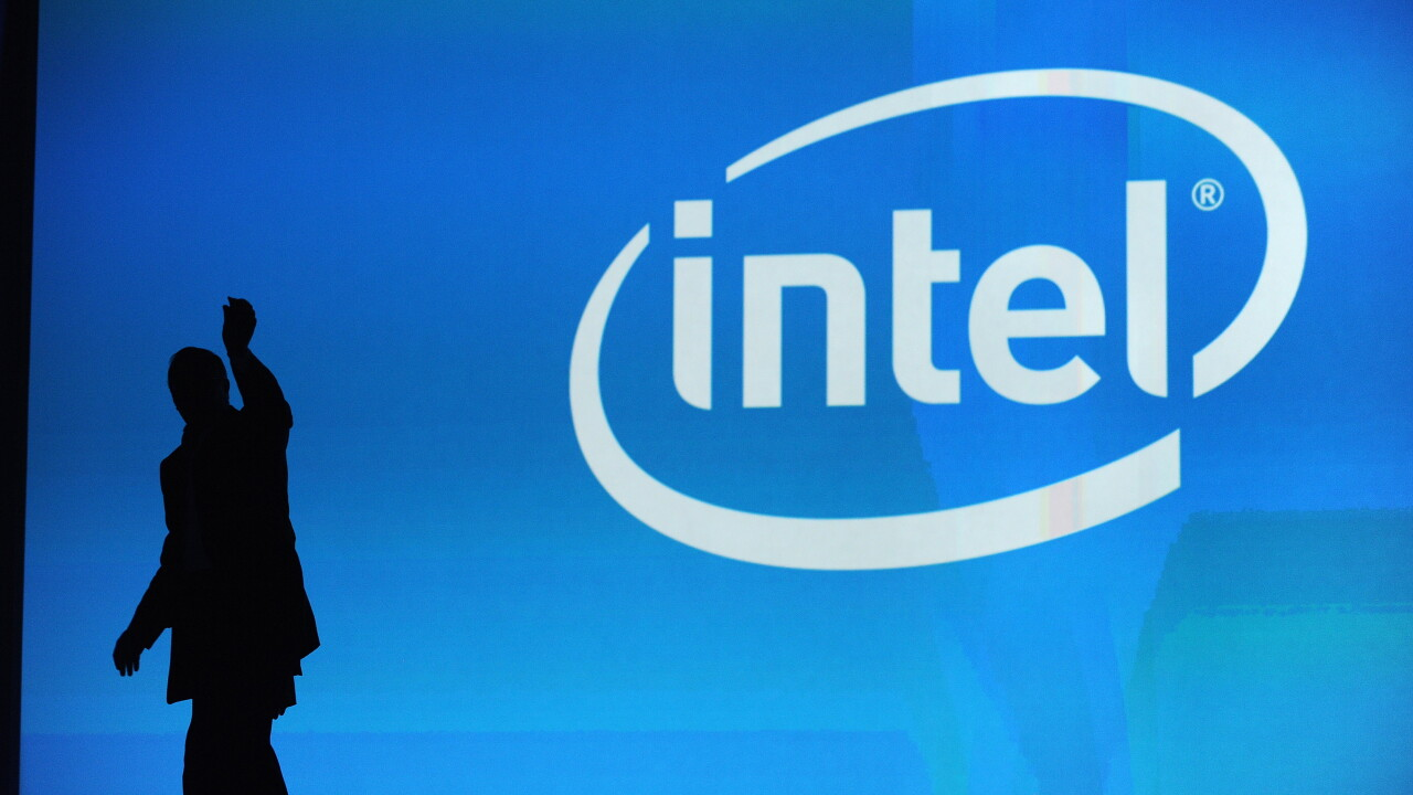 Intel meets Q1 2013 expectations with revenue of $12.6 billion, EPS of $0.40 on the back of weak PC demand