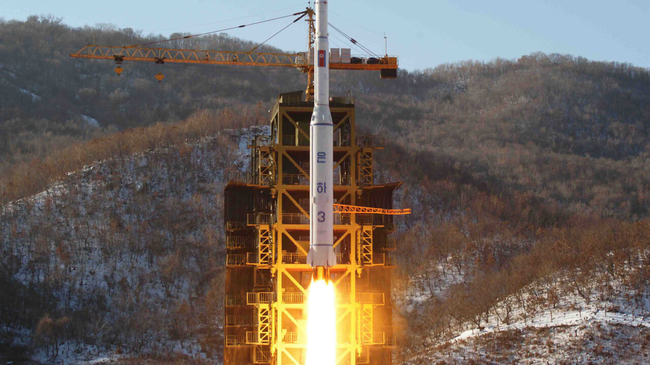 Japanese city mistakenly tweets that a missile has been launched by North Korea