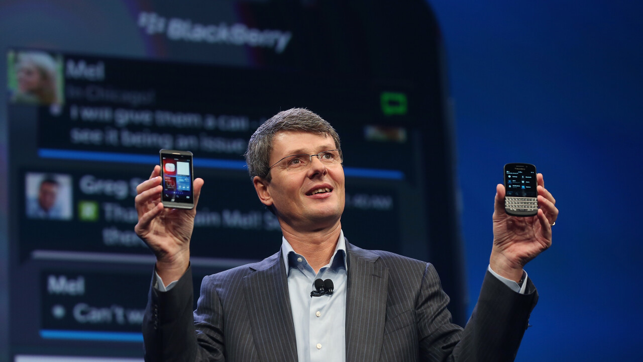 BlackBerry Q10 pre-orders open in the UK, £579.95 SIM-free or from £32/month on a two-year contract