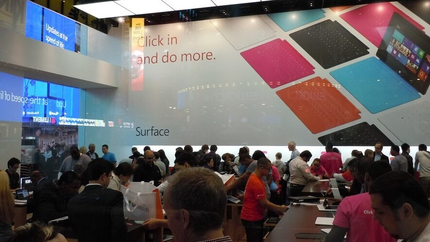 Microsoft adds new micro-store locations in Florida and New York, three more states slated