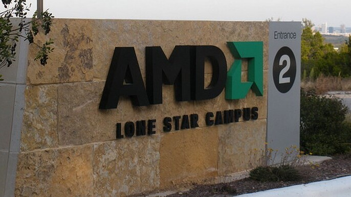 AMD's Q1 2013 revenue is better than expected at $1.1B, but its profits miss with EPS of -$0.19