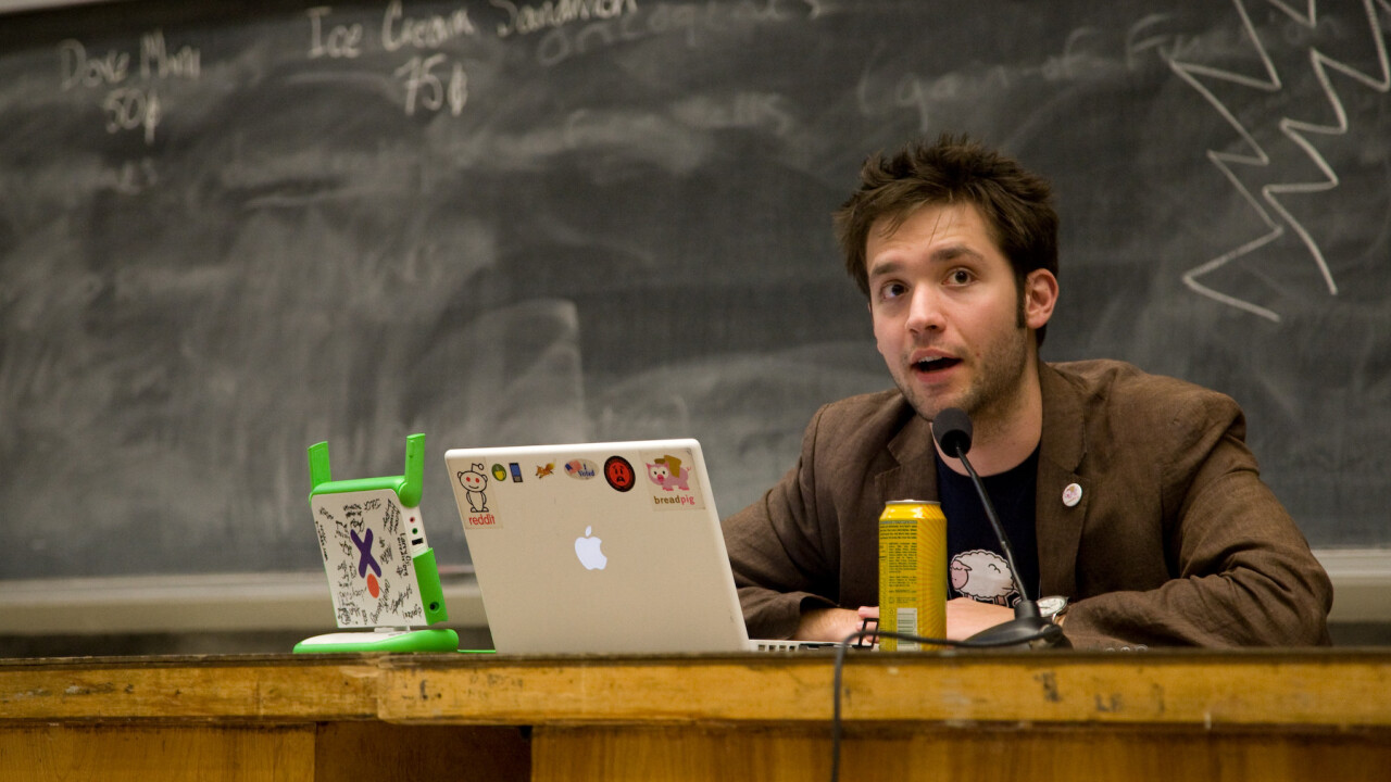Here's what happened when Reddit's Alexis Ohanian called Google, Facebook and Twitter about CISPA