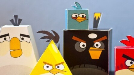 Angry Birds maker Rovio reports $71m in net profit on $195m in revenue for 2012