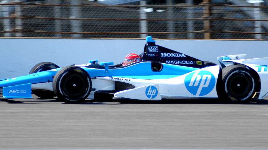 HP and TNW are giving you a chance to win an Officejet Pro X and a trip to the Indy 500