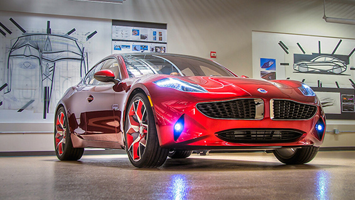 US government seizes $21M from electric car maker Fisker's reserve account, but still owed $171M