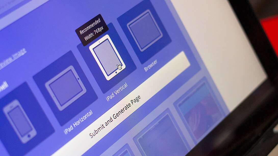 Cloud Comp lets designers use Cloud App to share mockups with clients