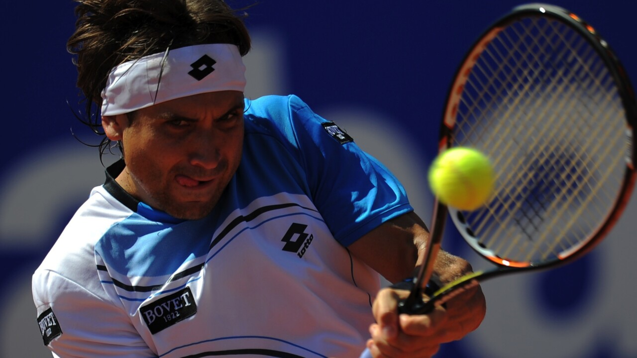 Pro tennis player David Ferrer accidentally tweets praise for Samsung Galaxy S4 from an iPhone