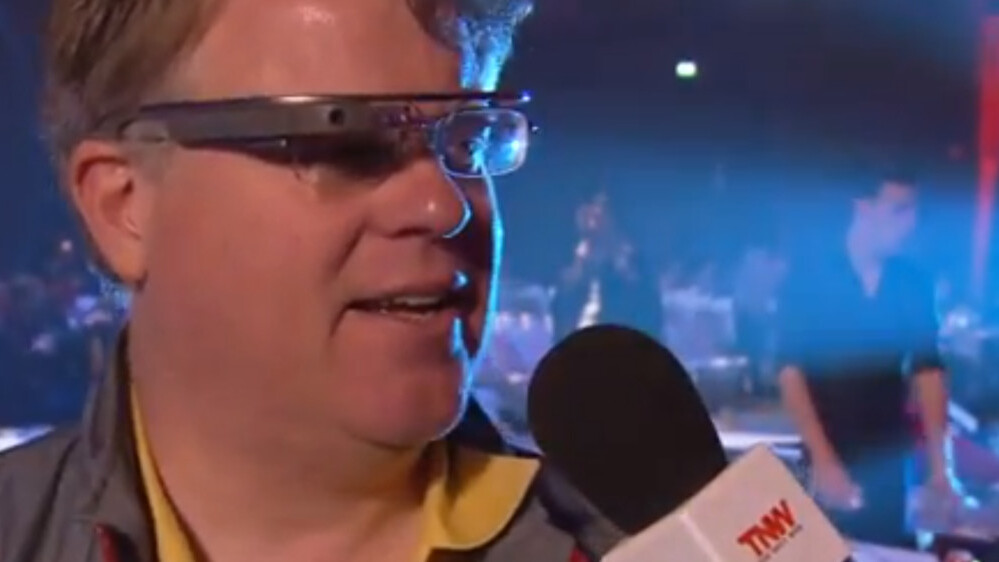 "Robert Scoble: ""I'm never going to live another day without a wearable computer on my face"""