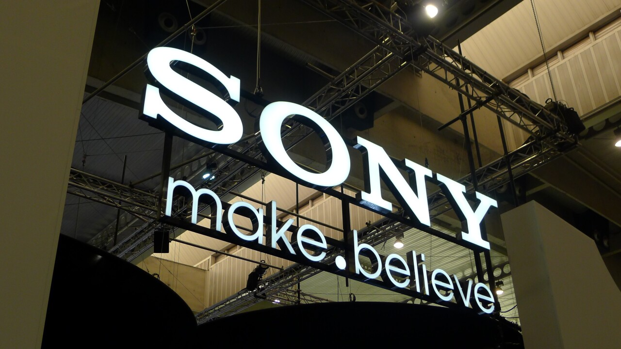 Sony confirms 40 executives will forgo bonuses as electronics arm struggles